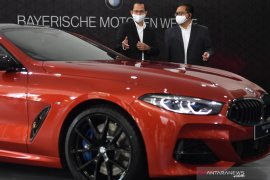 BMW Seri 8 Gran Coupe