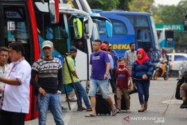 Kemarin, penumpang transportasi umum meningkat sampai perpres EBT