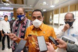 Gubernur Sumut minta masyarakat rayakan Idul Adha dengan protokol kesehatan