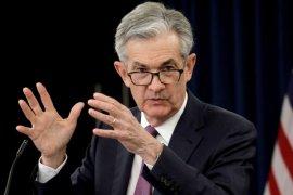 Fed pertahankan suku bunga dekati nol di tengah kebangkitan kasus COVID-19