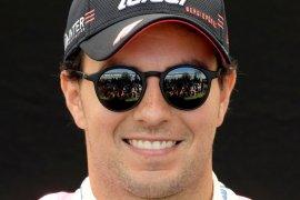 Sergio  Perez negatif COVID-19, kembali membalap di GP Spanyol