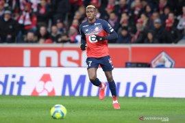 Napoli datangkan penyerang Victor Osimhen, biaya transfer sebesar 38 juta euro