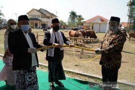Ma'ruf Amin: Idul Adha jadi momen tepat untuk berbagi