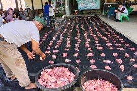 Turki distribusi ratusan ekor sapi untuk warga Aceh