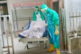 Pertama, Suspek COVID-19 meninggal dan dimakamkan di Padangsidimpuan
