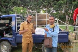 Adaro Logistics donates sacrificial animals