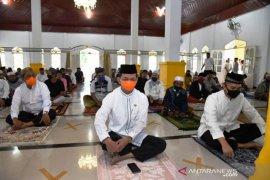 Shalat Idul Adha 1441 H Pemkab Tapsel terapkan protokol kesehatan