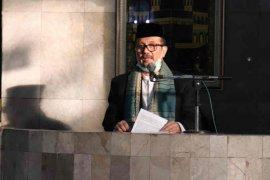 Bupat Cirebon jadi khatib Shalat Idul Adha di Masjid Agung