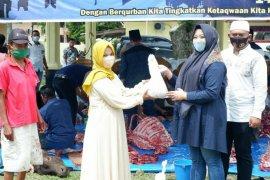 Polres Simalungun berkurban 11 hewan ternak rayakan Idul Adha