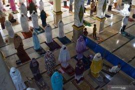 Shalat Idul Adha di Madiun