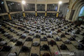 Shalat Idul Adha di masjid Raya Bandung