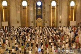 Shalat Idul Adha di Al Akbar terapkan protokol kesehatan ketat