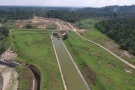 Kementerian PUPR bangun tujuh proyek irigasi strategis nasional