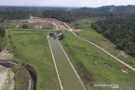 Indonesia builds seven irrigation networks to spur economic recovery