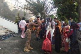 Shalat Id di Masjid Al A'raf  Lebak terapkan protokol kesehatan
