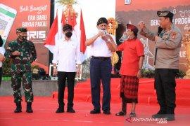 """Koster lakukan diplomasi """"Tos Arak Bali"""" di depan Menko Maritim dan Menparekraf"""