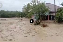 Tiga faktor penyebab banjir bandang di Luwu Utara