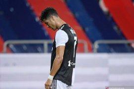 Ronaldo akan diistirahatkan saat hadapi AS Roma