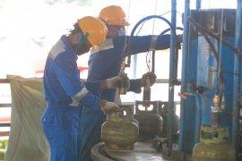 Pertamina kembali tambah 149.160 tabung elpiji subsidi di Kalbar usai Idul Adha
