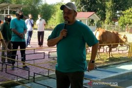 Idul Adha 1441, Pertamina EP-Field Rantau sembelih 31 hewan kurban