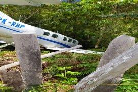 Pesawat bawa bansos alami kecelakaan di Paniai Papua