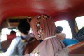 Angkutan penumpang umum mulai normal namun sepenuhnya belum ikuti protokol kesehatan