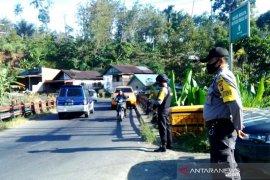 Polisi tingkatkan pengamanan di jalan lintas Curup-Lubuklinggau