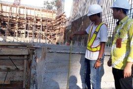 Baru 31 persen pengerjaan jembatan Kayu Gadang Padang Pariaman senilai Rp25 miliar