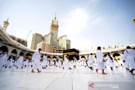 Arab Saudi gunakan teknologi informasi terbaru kartu pintar haji
