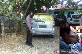 Nahas, balita di Bengkulu tewas tertabrak mobil ayahnya