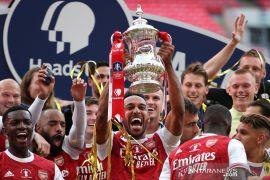 Arsenal makin mantap sebagai Raja Piala FA