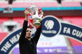 Arteta resmi naik jabatan jadi manajer  Arsenal