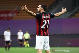Ibrahimovic perpanjang kontrak bersama AC Milan