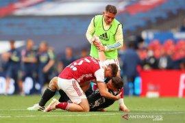 Kiper Arsenal Martinez: Trofi FA penebusan untuk para suporter