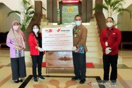 Wawali terima bantuan 1.000 masker dan hand sanitizer