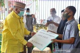 Pemprov Gorontalo beri santunan bayi korban banjir meninggal
