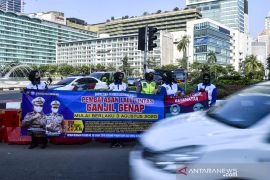 Siasati ganjil genap,  Para pekerja Jakarta pilih cara nebeng kendaraan rekan kerja