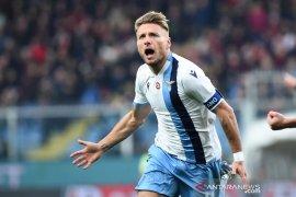 Lazio perpanjang kontrak Ciro Immobile sampai 2025