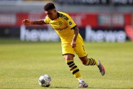 Dortmund: Jadon Sancho tak akan ke mana-mana