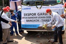 33 garbarata Bukaka diekspor ke Thailand
