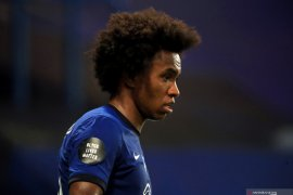 Willian tolak tawaran perpanjangan kontrak terbaru dari Chelsea