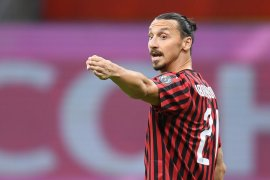 Liga Italia: Maldini isyaratkan Ibrahimovic tetap di San Siro
