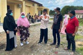 Pemkab Aceh Barat bangun kontainer isolasi pasien COVID-19 standar WHO