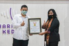"Kota Kediri catat rekor MURI kegiatan ""Ekspo UMKM virtual"""