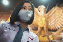 Siswi SMAN 1 Ngunut Tulungagung terpilih sebagai anggota Paskibraka Istana Negara