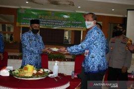 Pejabat dan pegawai Pemkab Banjar positif terinfeksi COVID-19