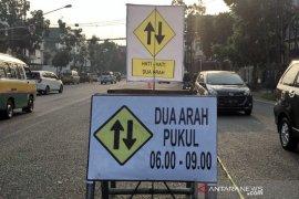 Polrestabes Bandung mulai rekayasa lalin proyek flyover Jalan Jakarta