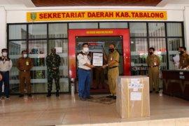 RSUD Badarudin Kasim  Tanjung terima bantuan ventilator dari PT SIS
