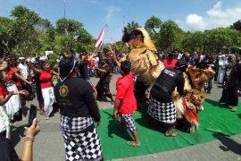 Polresta Denpasar turunkan 200 personel amankan Aksi Damai Taksu Bali