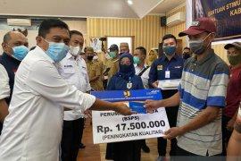 DPRD apresiasi total BSPS capai Rp12,5 miliar untuk Gorontalo Utara